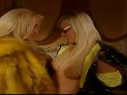 Ellen Saint and Stacy Silver are two horny blonde sluts