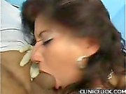 Pretty Babe Clinic Pussy Cramming