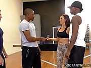 Nikki Benz loves anal with BBC - Cuckold Sess