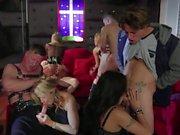 Insane fetish orgy with Asa Akira and Jessica Drake