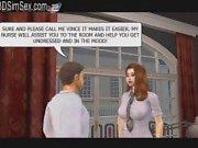 3D virtual girl takes sex classes