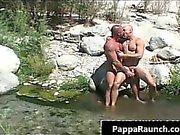 Nasty gay guy fucks this dude