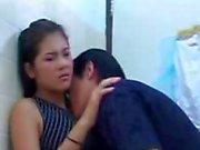 Busty Thai teen Natt Chanapa in hardcore scene