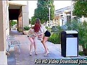 Malena & Elle ftv lesbian girls in public