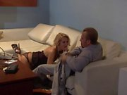 Jessica Drake gives perfect blow job