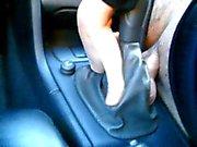 Mit einem Volvo V70 Schaltsack sex,car,teens