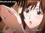 Hot big boobed anime hentai slut gets part4