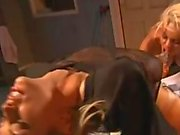 Jenna Jameson & Carmen Luvana Strapon