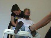 The evil ticklers - Brutal tickling