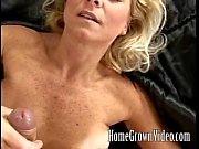 Horny milf loves her mans cock