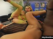 Chelsea Zinn and Flower Tucci know a few things about sex wi