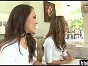Jenna Haze and Kristina Rose get banged
