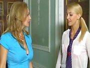 katie & jess schoolgirl lesbians