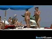 Girls At A Nudist Beach