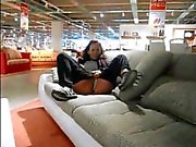 Be careful when buying a new sofa!