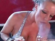 Smoking And Sucking 3