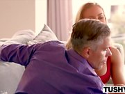 TUSHY Nicole Aniston first anal, huge gapes!