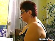 Kinky sex game with horny BBW slut and her gynecologist