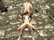 Ember Fucks Skyrim - Episode 1
