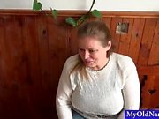 Busty Mature Slut in a Hot Threesome