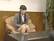 AP-214 Chikan Consultation Office Molester - Groping - Big