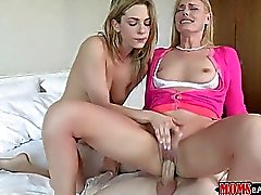 Shyla Jameson gets asslicked by stepmom