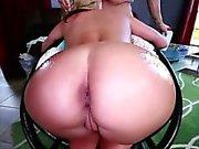 Phoenix Marie has huge tits a fat juicy pussy