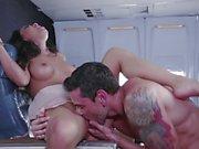 The Job Sn 6 Asa Akira gets fucks as Jessica Drake cums