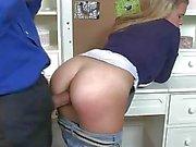 Alanna Anderson enjoys a huge dick