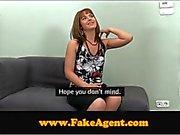 FakeAgent Cute Amateur sucks me dry!