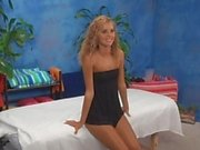 Horny Brazilian Massage Girl