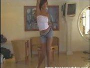 Karla Spice Pole Dance