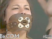Gagged and bounded for castigation