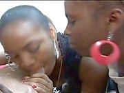 Ebony amateurs swap cumload