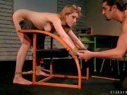 Ladies in pain in a sexy bondage compilation