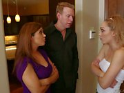 Francesca Le and Lily Labeau are argued about some girl's