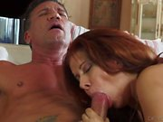 Hardcore sex with Huge titted mature latina Nicky Ferrari