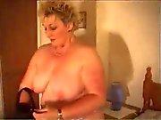huge chick fucking after massage
