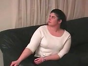 Big boobed busty chubby fat slut Candy part4