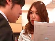 Naughty Secretary From Asia