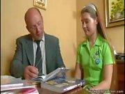 Nina And The Tricky Old Teacher