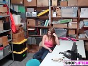 Big Tits Cutie Skylar Gets Banged For Theft