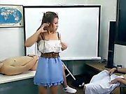 Tutor 2013 (Threesome erotic scene) MFM