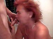 Redhead Granny 1