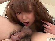 Japanese av model Jyunko Hayama loves to squirt her pussy juice for the guys.
