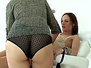 Unfaithful english mature lady sonia showcases her massive b
