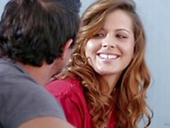 Smoking hot brunette Keisha Grey drilled by Tommy Gunn