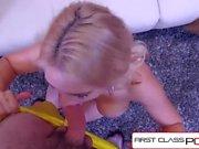FirstClassPOV - Sarah Vandella is punished by a big dick, big booty
