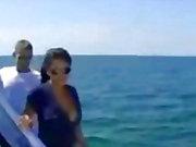 Priya Rai Gets Fucked On A Boat indian desi indian cumshots arab
