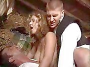 Village girl fucked by two guys - xturkadult com
